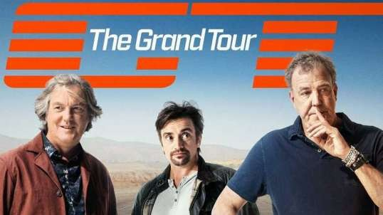 The Grand Tour S03E12 PL HD
