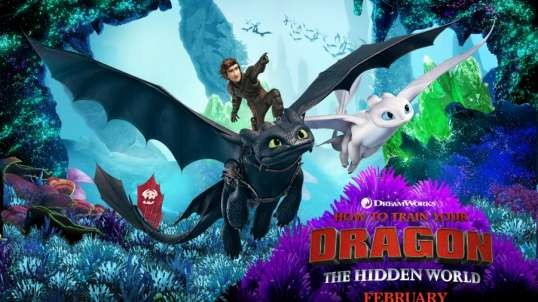 How to Train Your Dragon: The Hidden World (2019) ENG ONLINE 1080p